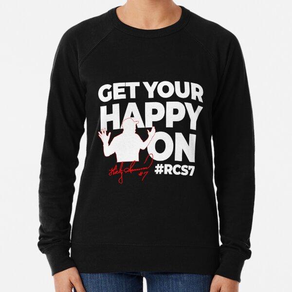 Happy On (Reverse) Lightweight Sweatshirt