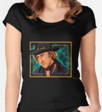 The Wilder Jim Women's Fitted Scoop T-Shirt
