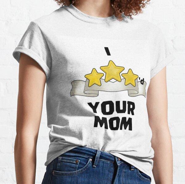 I three stared your mum Art Classic T-Shirt