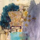 Blue blur by Catrin Stahl-Szarka