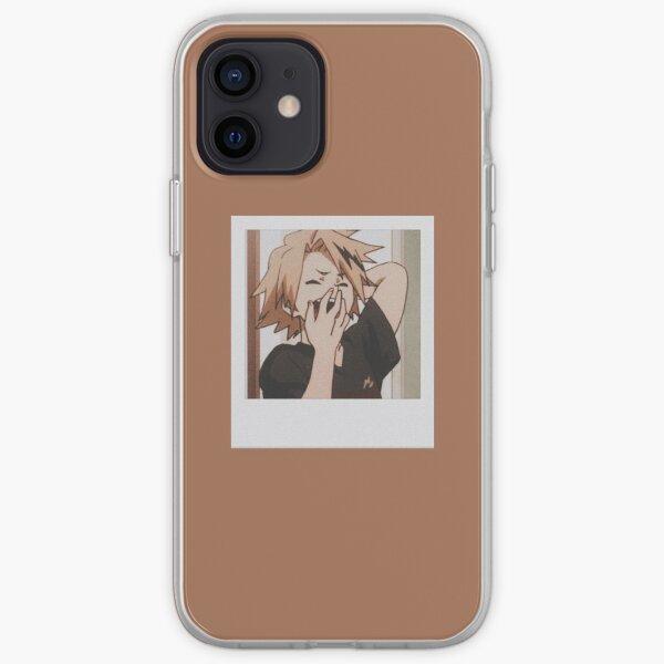 Denki Kaminari Polaroid Funda blanda para iPhone