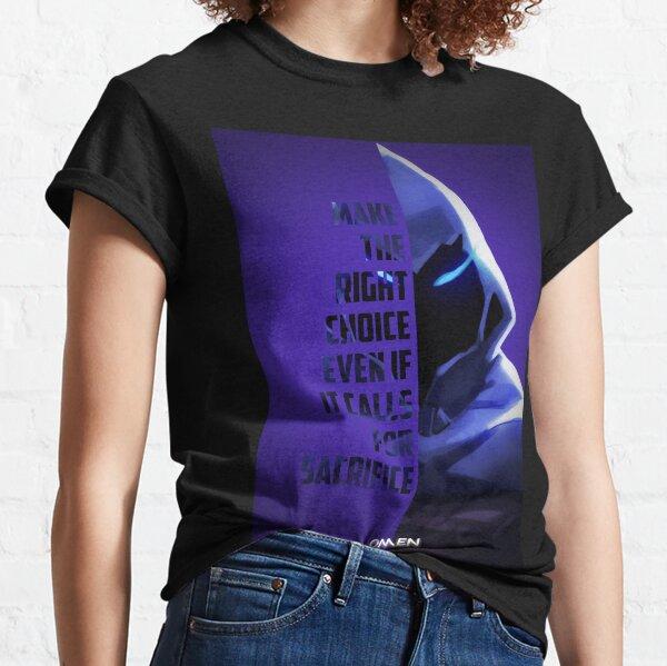 Omen - Agent vaillant (émeute) T-shirt classique