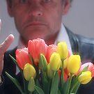 Fun fun tulipan. Bollywood Super Star. Happening. by Veteran Heartbraker ! Now !  Sempre Ora et Labora ! Amen .... by © Andrzej Goszcz,M.D. Ph.D