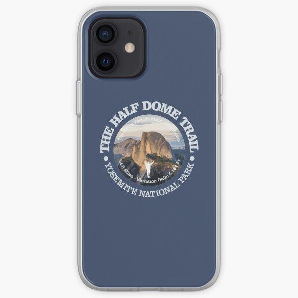 Half Dome Trail (OBP) iPhone Soft Case