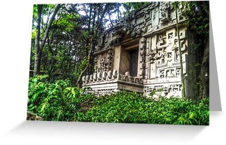 ©MS Museo De Antropología E Historia IIIA by OmarHernandez