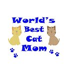 World's Best Cat Mom  by FrankieCat
