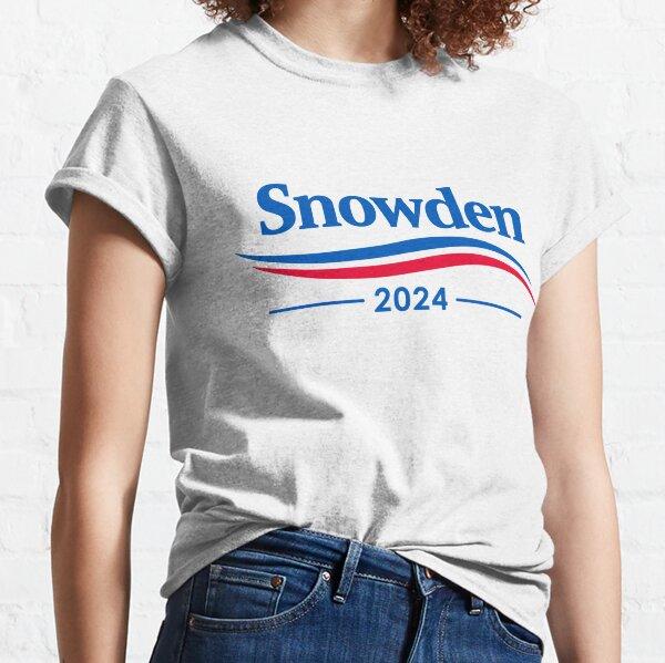 Snowden 2024 Classic T-Shirt