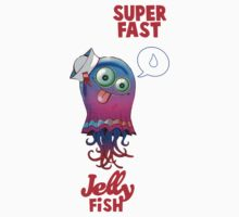 Superfast Jellyfish | Unisex T-Shirt