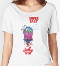 Superfast Jellyfish Women's Relaxed Fit T-Shirt