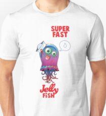 Superfast Jellyfish Unisex T-Shirt