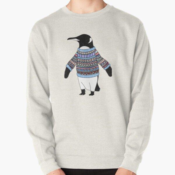 Penguin Pullover Sweatshirt