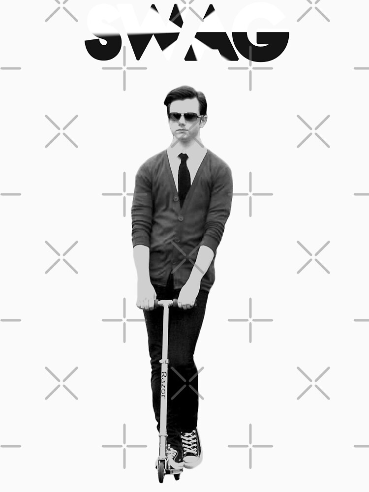 Swag: Chris Colfer Edition by linked-pinkies