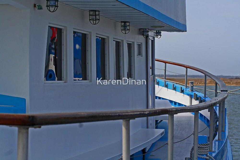 Boat Basin, Captree State Park   8284 by KarenDinan