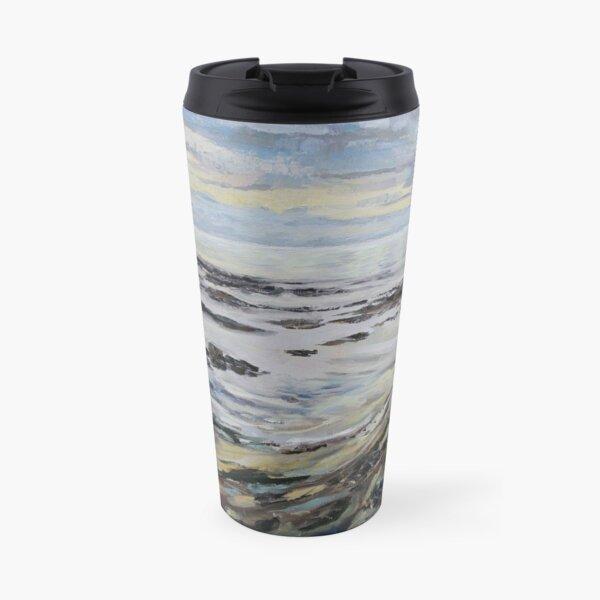 Melancholy Seas Travel Mug