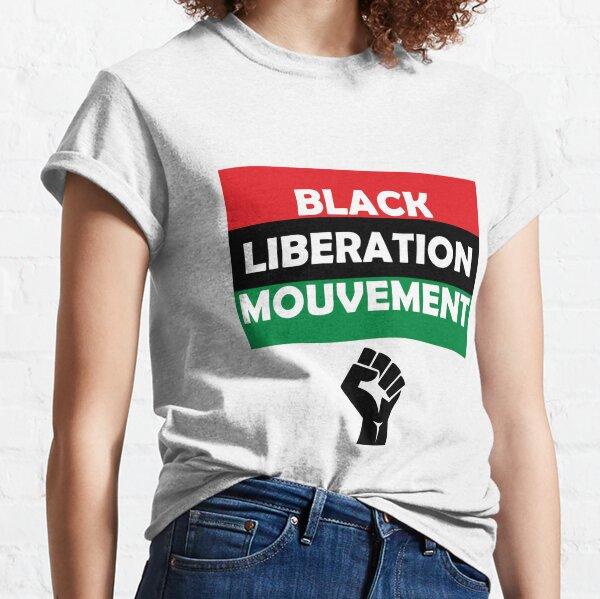Black Liberation Mouvement Classic T-Shirt