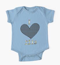 I ♥ 221B Kids Clothes