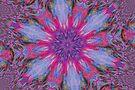 Pastel Kaleidoscope  by Tori Snow