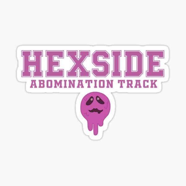 Hexside Abomination Track Sticker