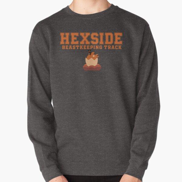Hexside Beastkeeping Track Pullover Sweatshirt