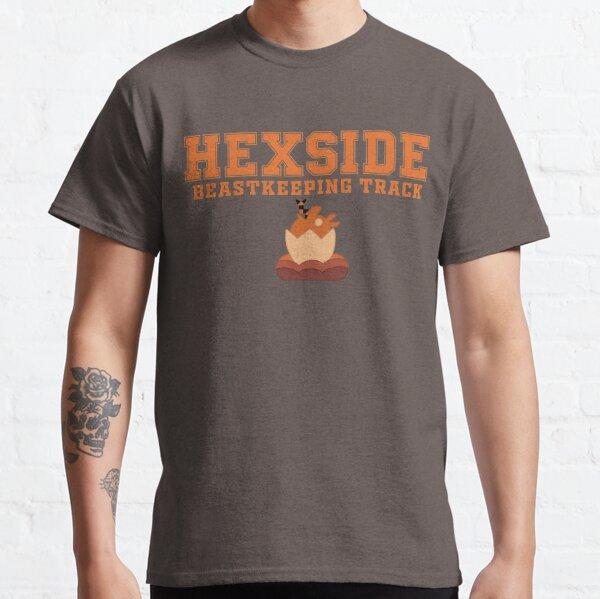 Pista de Bestias del lado de maleficio Camiseta clásica