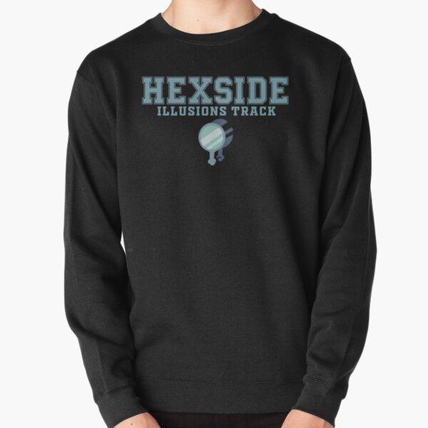 Hexside Illusions Track Pullover Sweatshirt