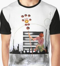 spin sister Graphic T-Shirt