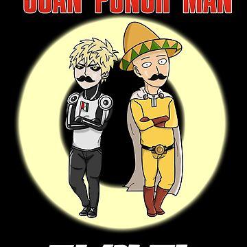Juan Punch Man by Kitsuneace