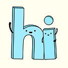hi! by kimvervuurt
