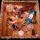 Cigar Box by Barbara Morrison