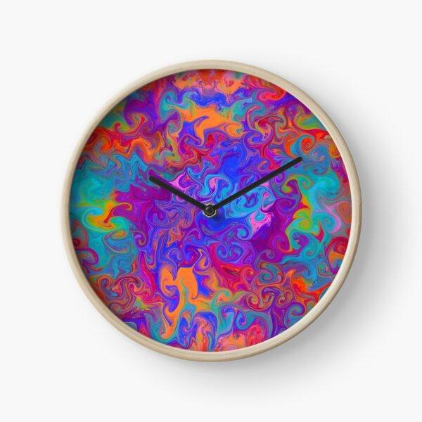Fiesta Clock