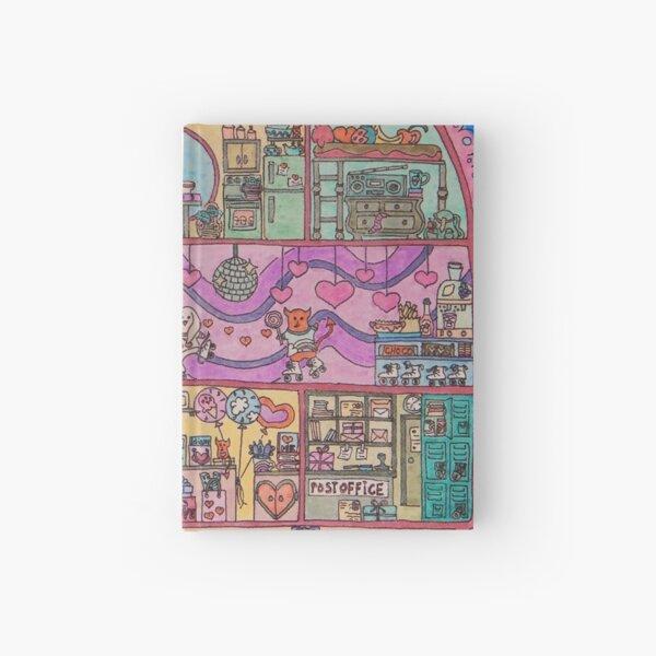 Hot Chocolate Hardcover Journal
