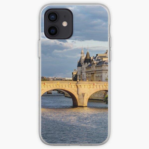Pont Neuf Paris 01 iPhone Soft Case