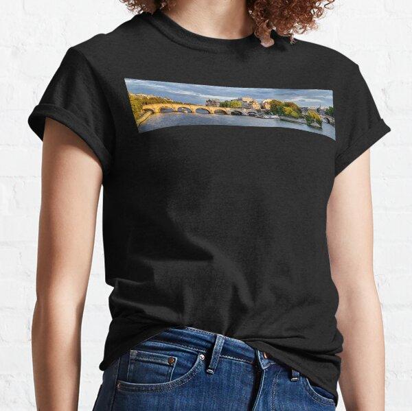 Pont Neuf Paris 01 Classic T-Shirt