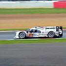 Porsche Team No 20 by Willie Jackson