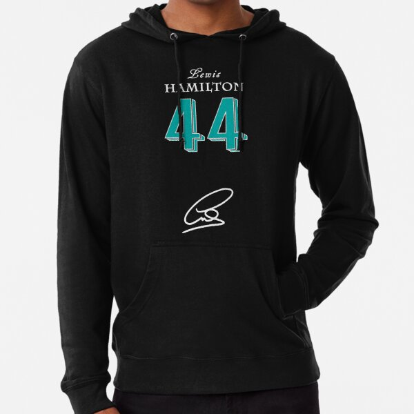 Lewis Hamilton signature - F1 2021 Lightweight Hoodie