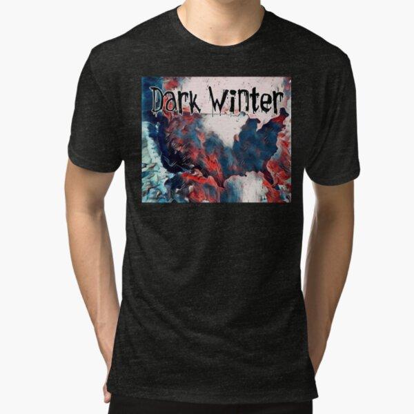 Dark Winter Tri-blend T-Shirt