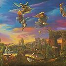 """""""In the Land of the Ancients"""" by James McCarthy"""