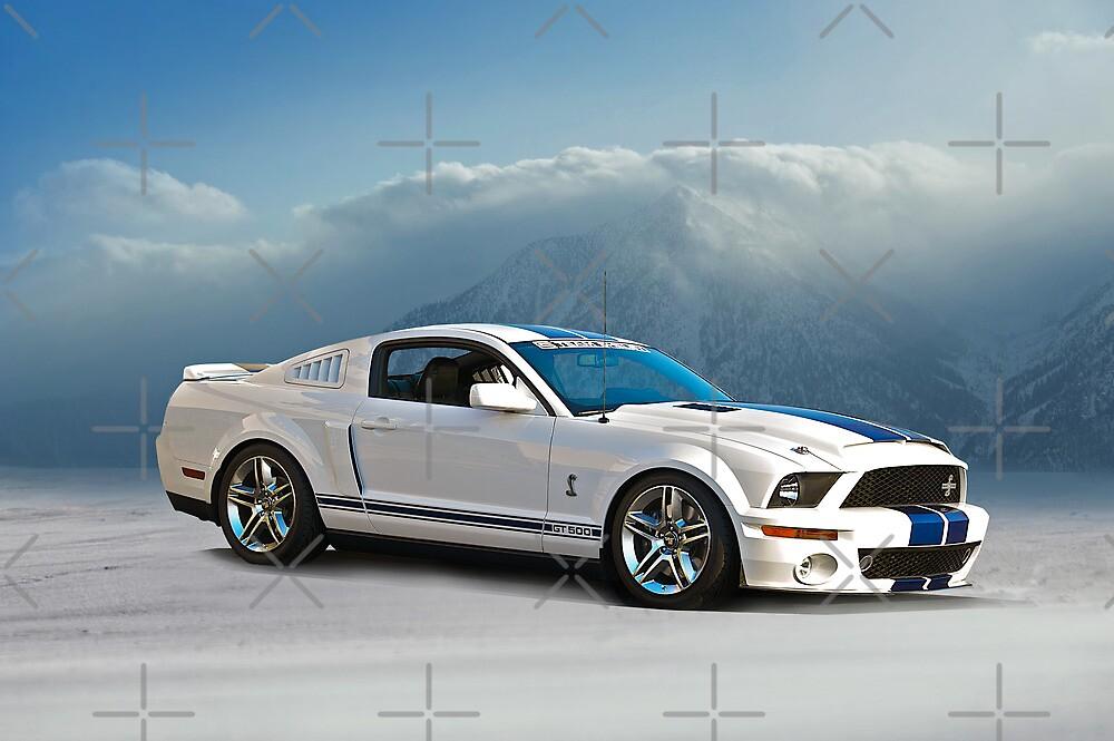 2014 Shelby GT500 Cobra by DaveKoontz