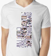Missingno. Men's V-Neck T-Shirt
