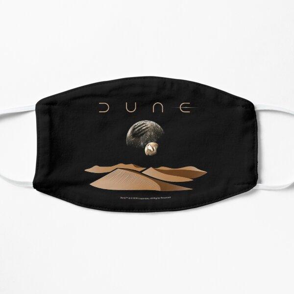 Dune Landscape with Moons of Arrakis Flat Mask