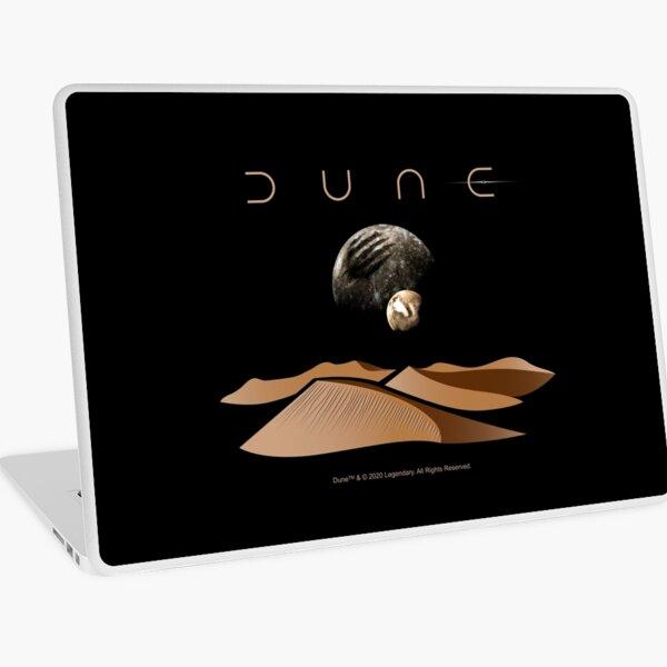 Dune Landscape with Moons of Arrakis Laptop Skin