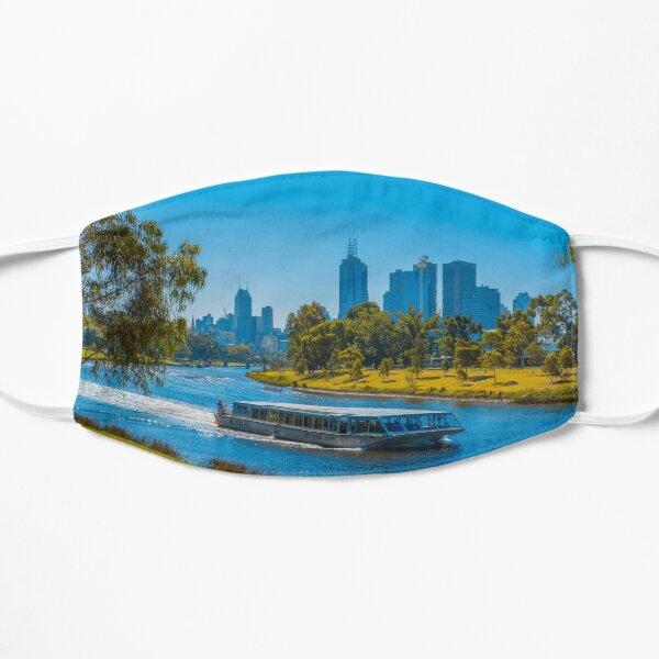 A Cruise Up the Yarra - Melbourne, Victoria Mask