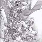 Stone Giants by matthewsart