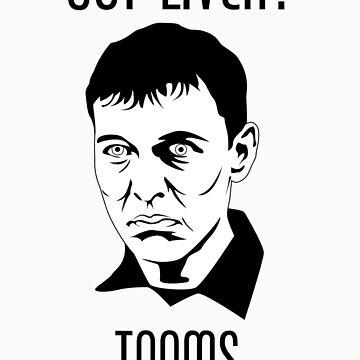 Eugene Victor Tooms by jtarnopolski