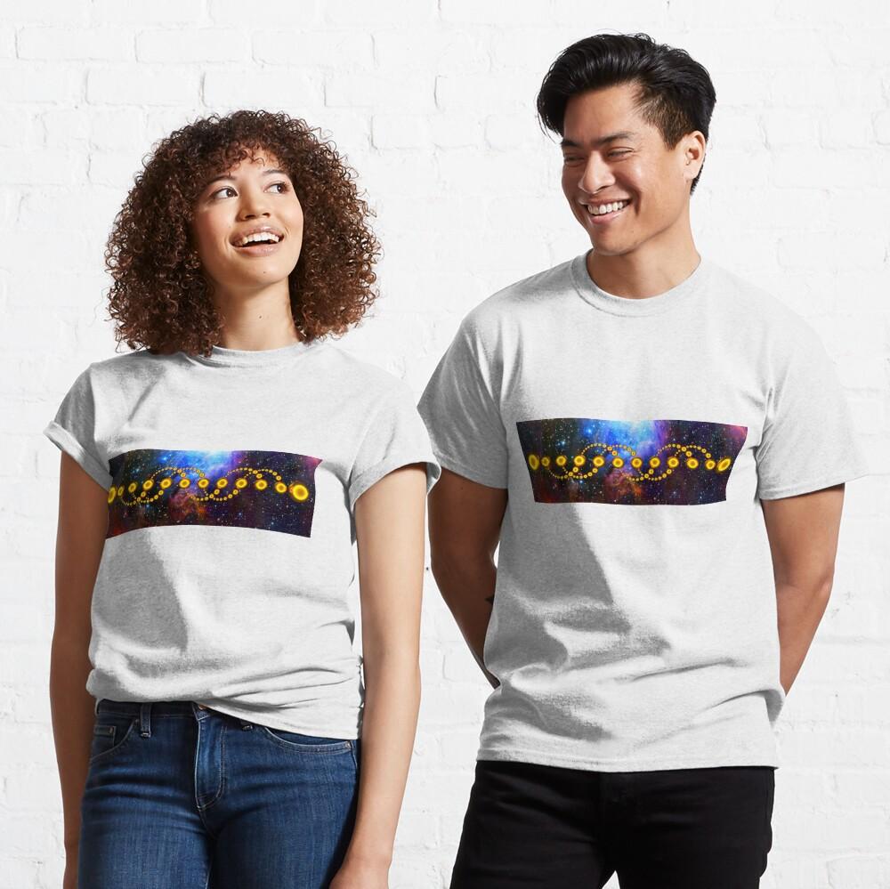 DNA Cropcircle Classic T-Shirt