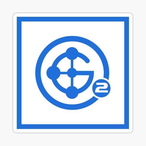 Gargantua 2 Logo Sticker