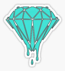 Drippin' Diamond Sticker