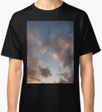 The Cloudy Sunset IV Classic T-Shirt