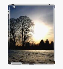 Living this side of Paradise iPad Case/Skin