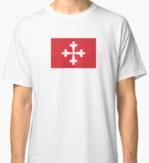 Flag of Republic of Pisa  Classic T-Shirt